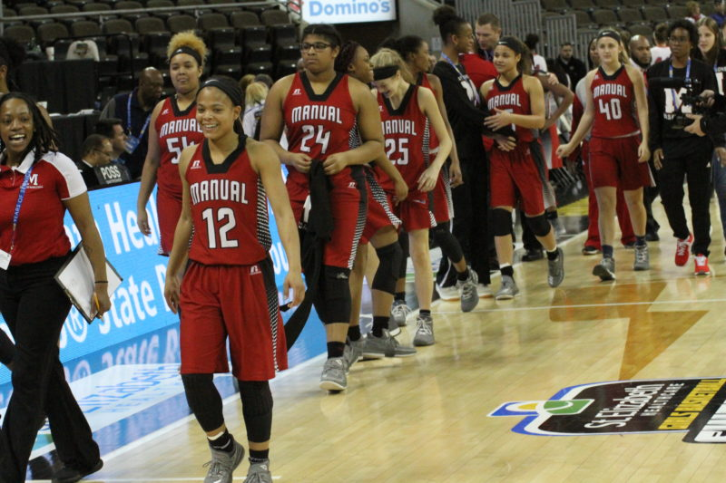 The decline in numbers: Girls' basketball at Manual