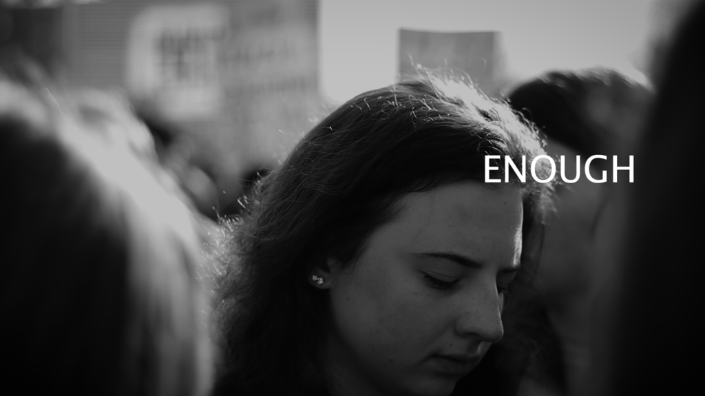 Enough; A March For Our Lives mission statement