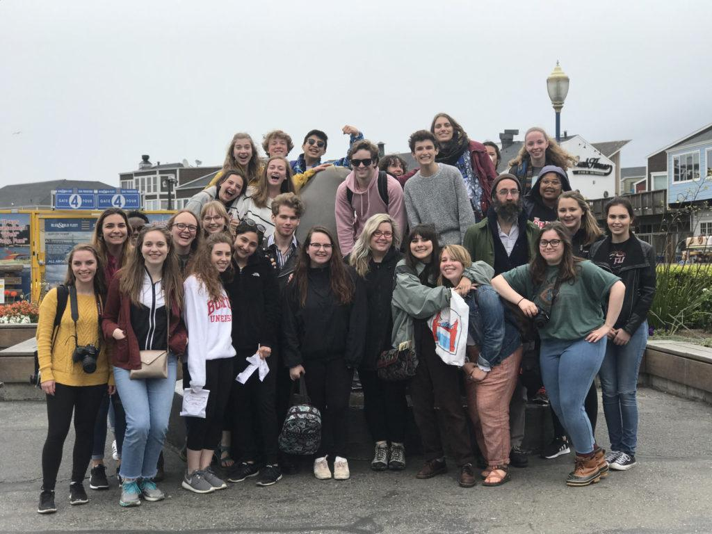Spring journalism convention inspires students to