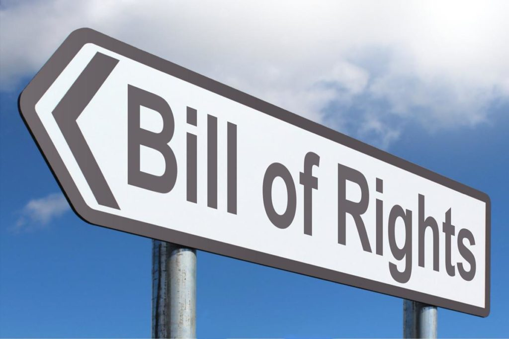 Bill of rights sign. Photo by Nick Youngson on Creative Commons Images, licensed under CC BY-SA 3.0. No changes were made to the original image. Use of this image does not indicate photographer endorsement of this article.