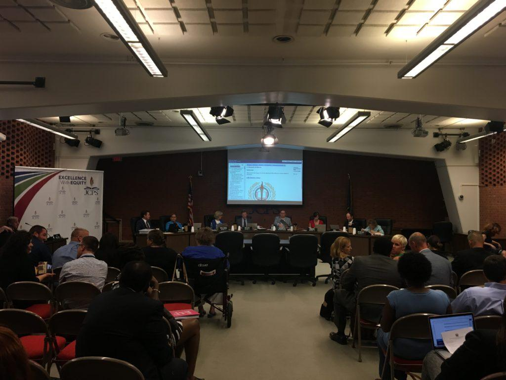 Board approves new priority school framework and budget increase