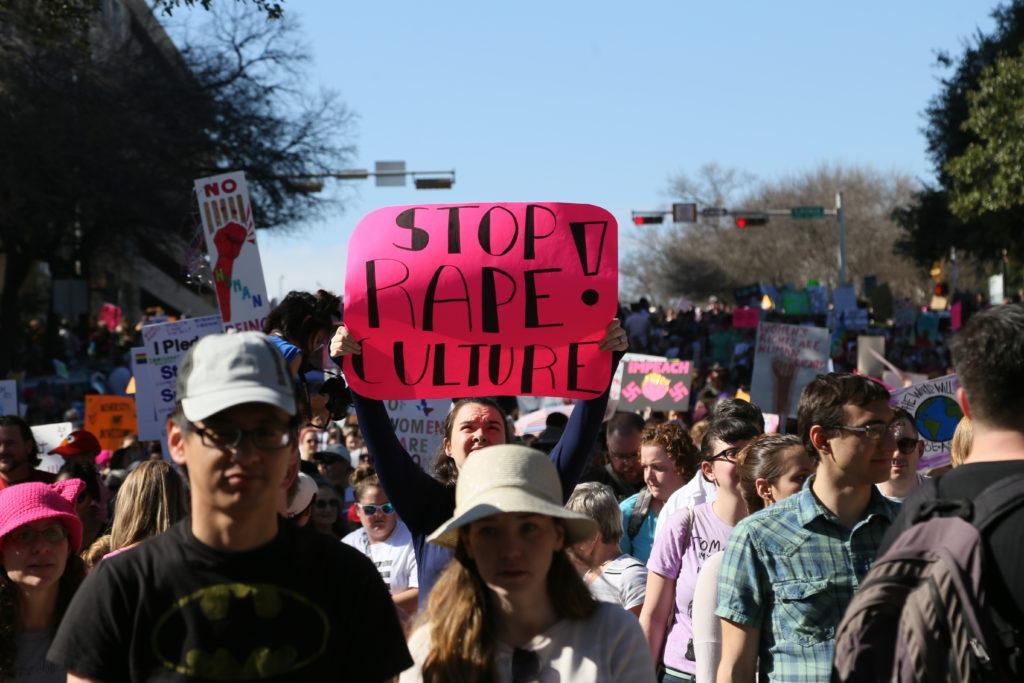 Stop Rape Culture! Photo Taken by