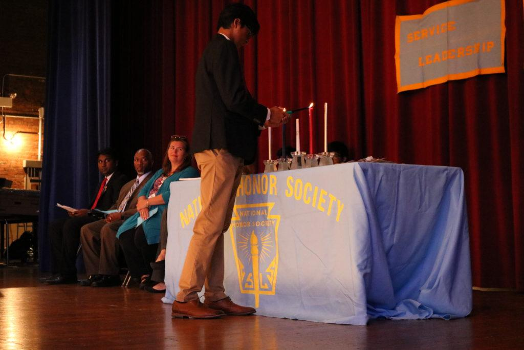 Manual students to be inducted into National Honor Society