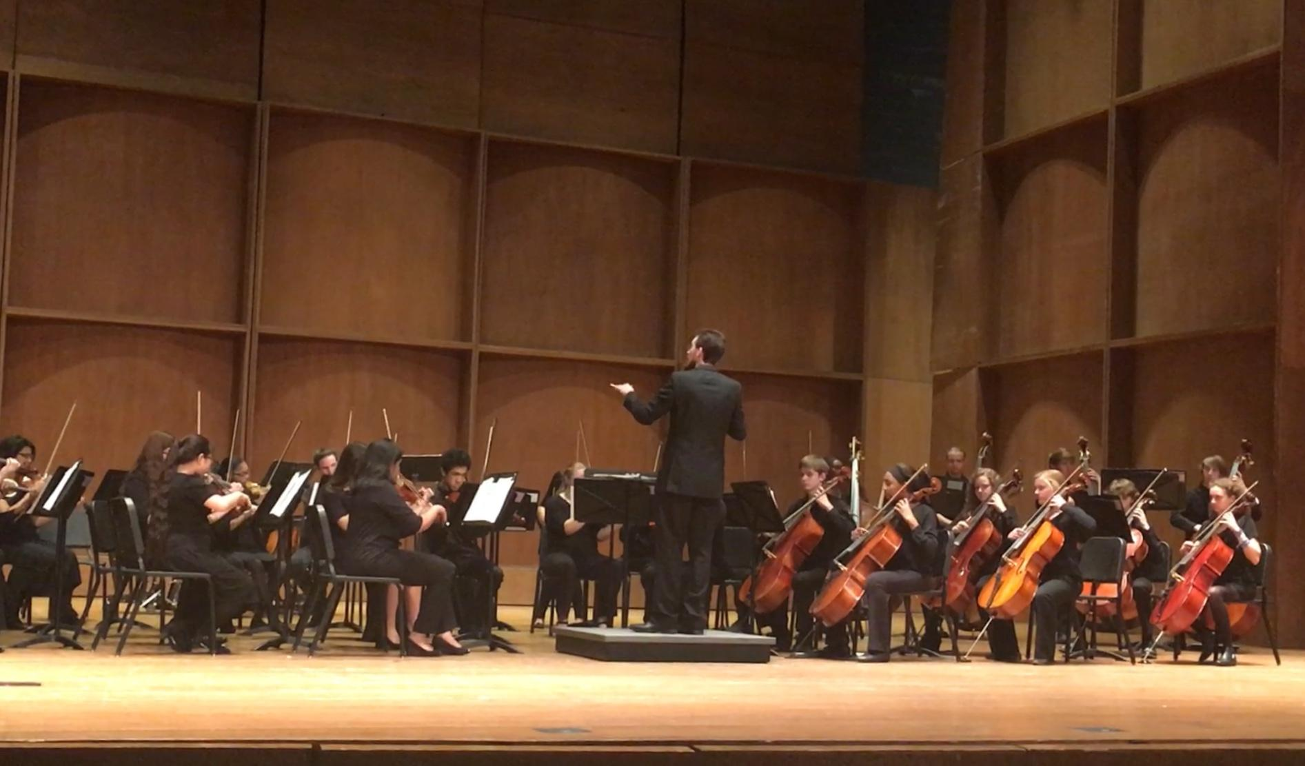 YPAS hosts first concert of the year