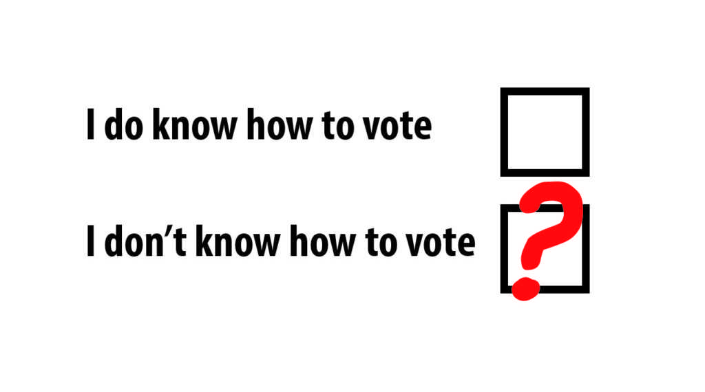 How to vote in the Kentucky midterms