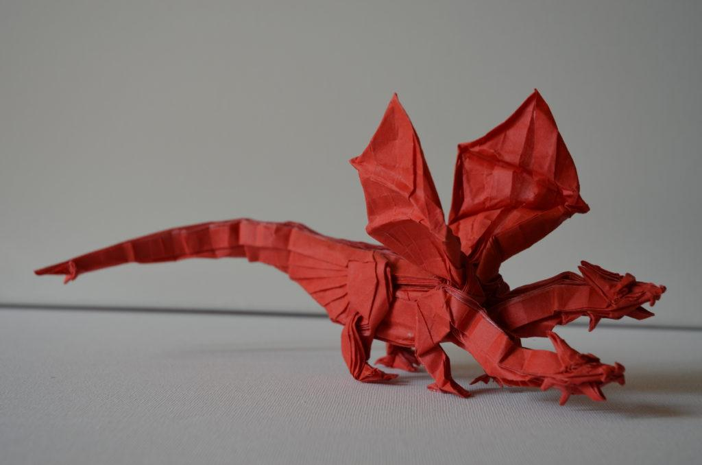 Learn about origami for National Origami Day