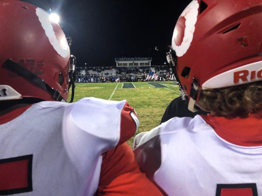North Hardin Trojans end Manuals football season in playoffs