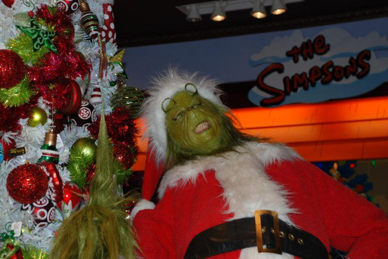 OPINION: How the Grinch stole the theaters