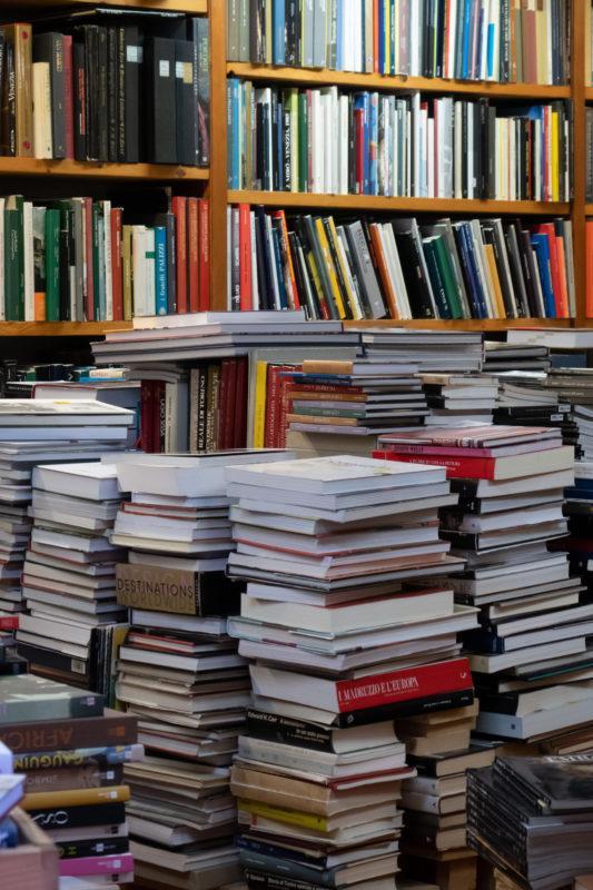 Stacks, Libreria Bertoni