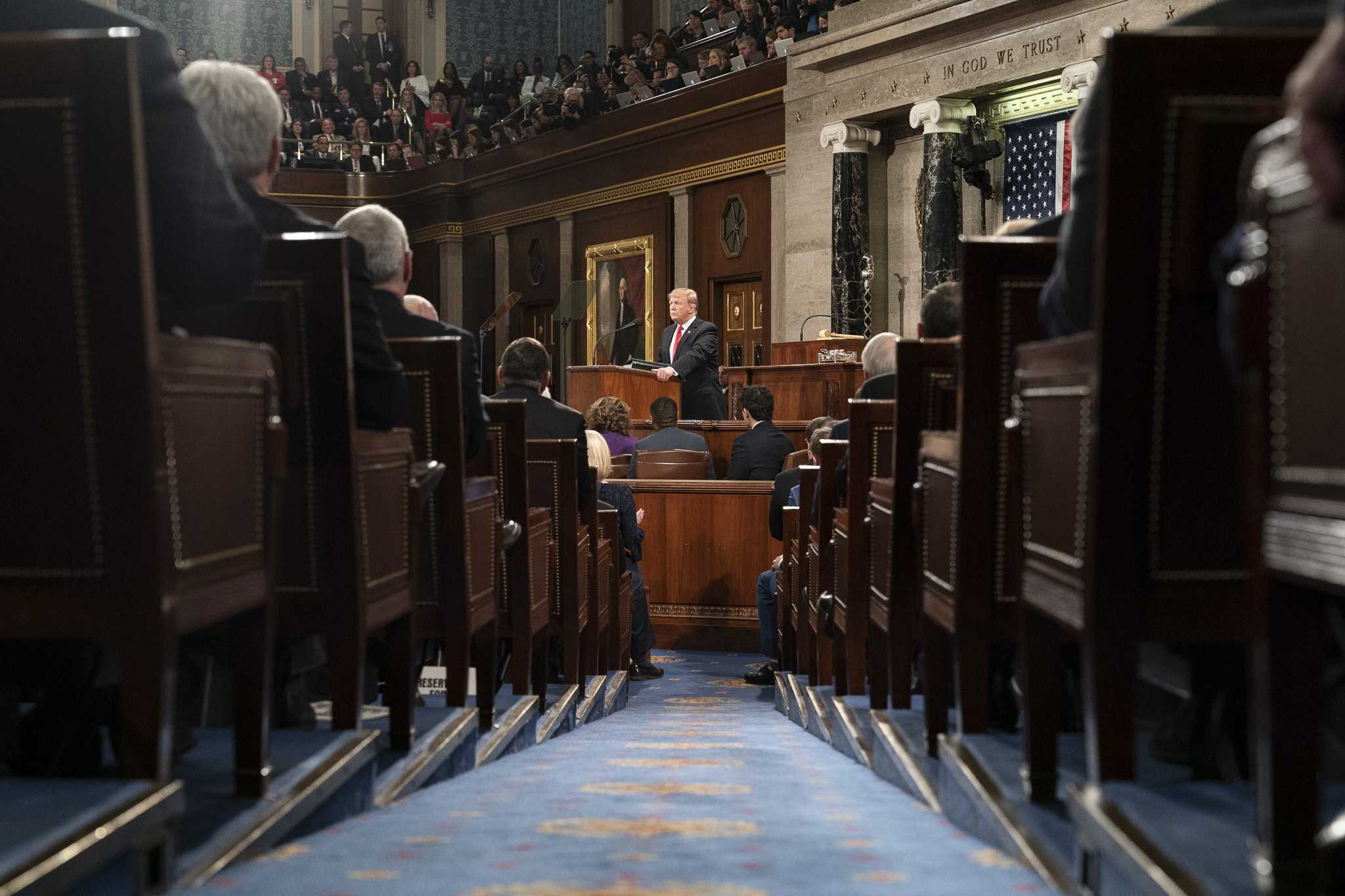 OPINION: The State of the Union address doesn't matter