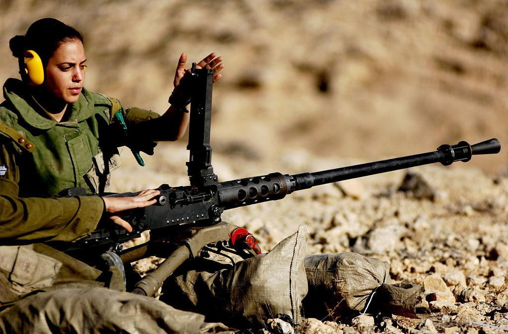 Female+Soldier+at+the+Shooting+Range+on+Wikimedia+Commons+is+courtesy+of+the+Israel+Defense+Forces+and+is+labeled+for+public+reuse.+No+changes+were+made+to+the+original+image.+Use+of+this+image+does+not+indicate+photographer+endorsement+of+this+article.