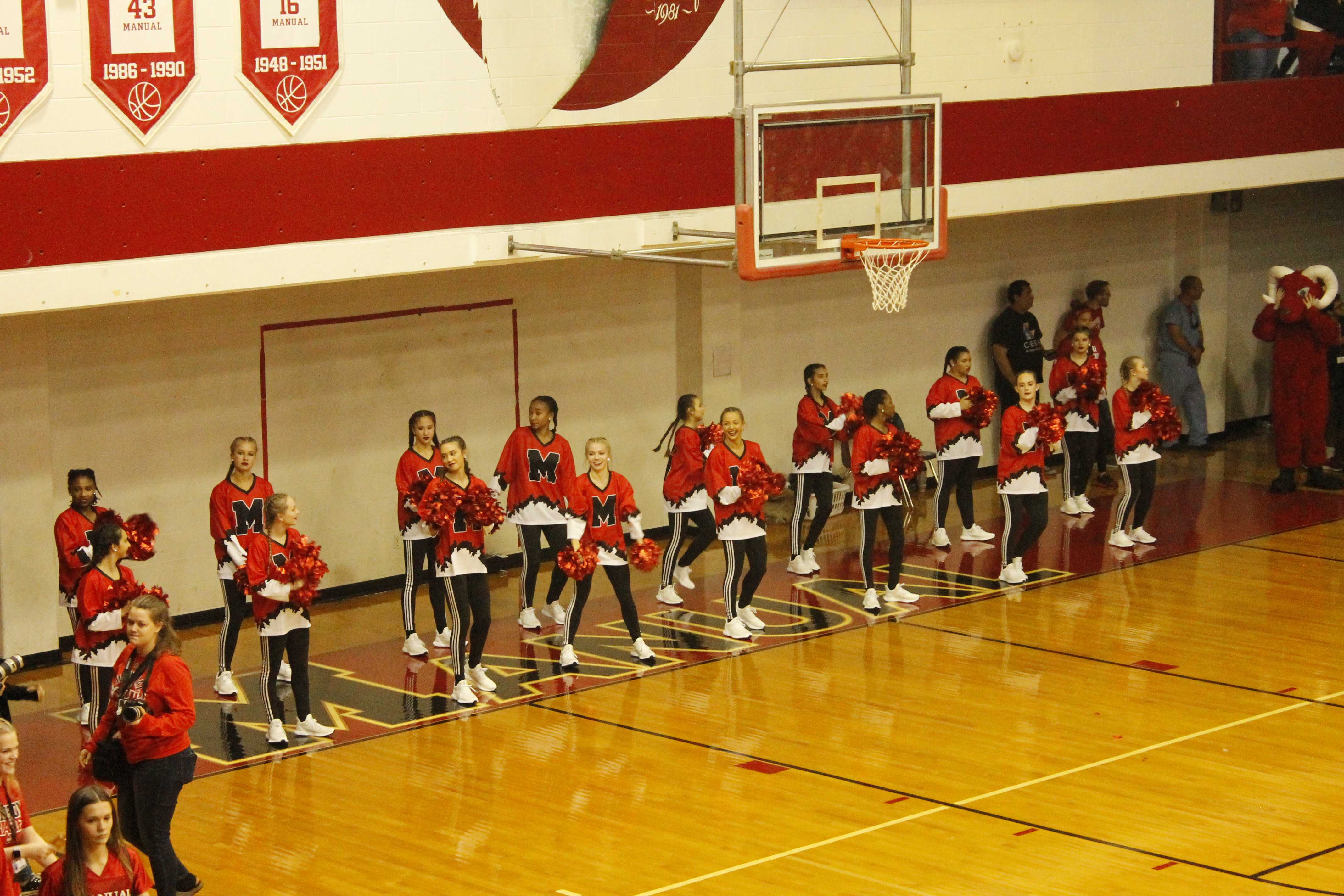 Manual Dazzlers: Journey to nationals