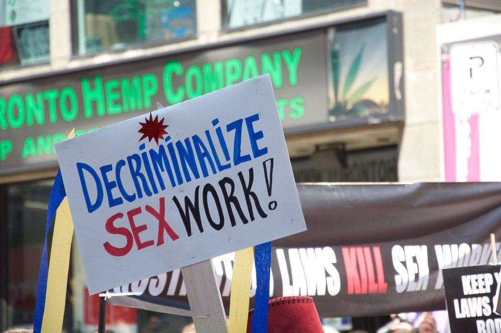 OPINION: Sex work should be decriminalized