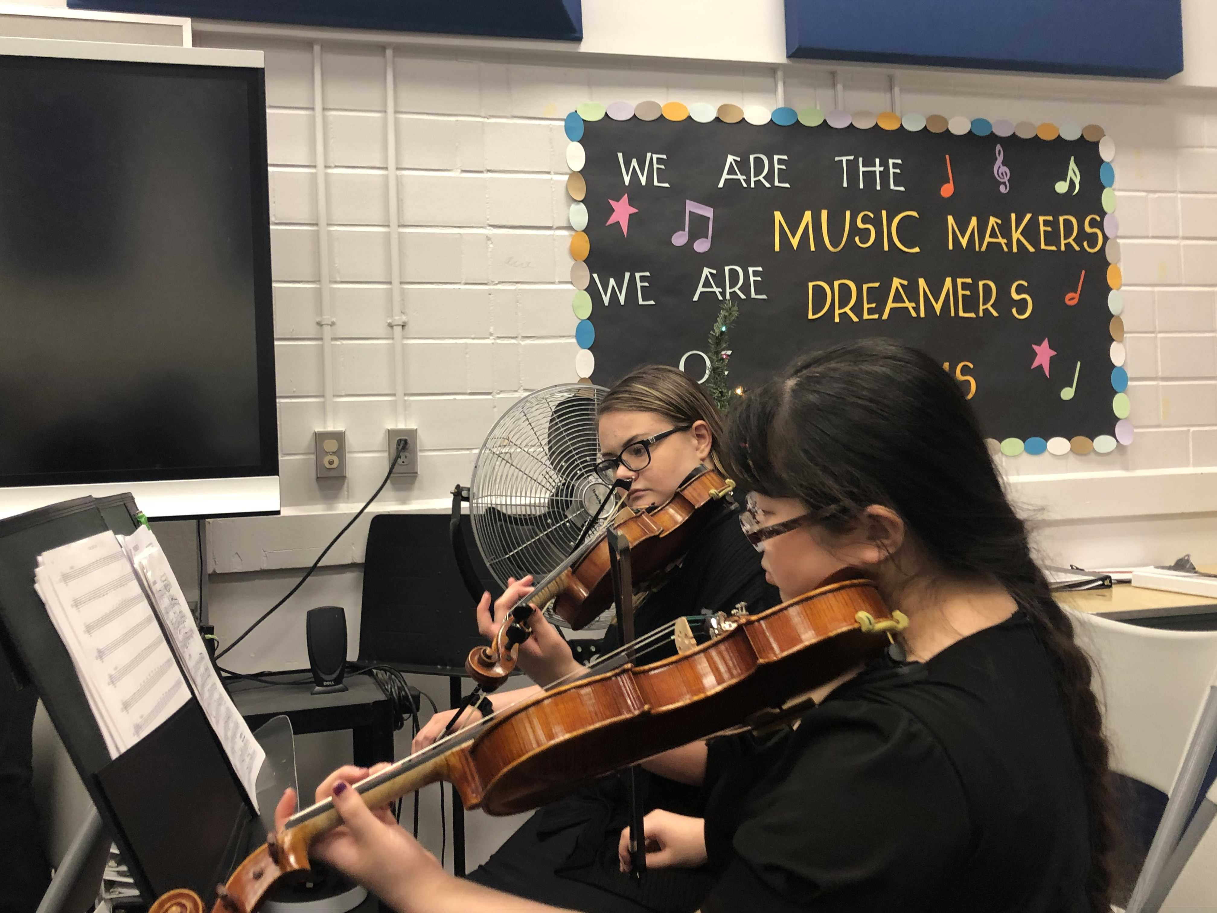 YPAS Orchestras score distinguished at annual KMEA festival