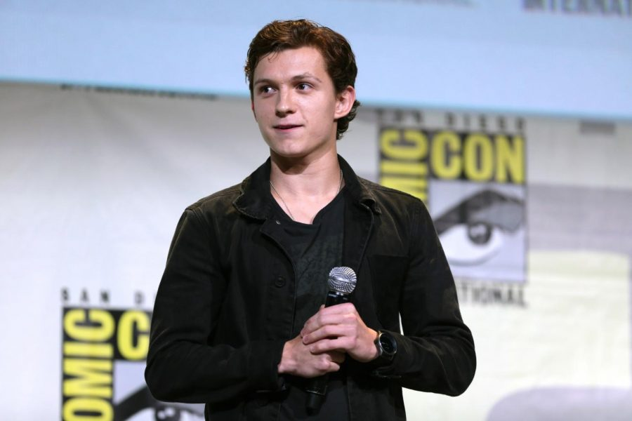 """Tom Holland"