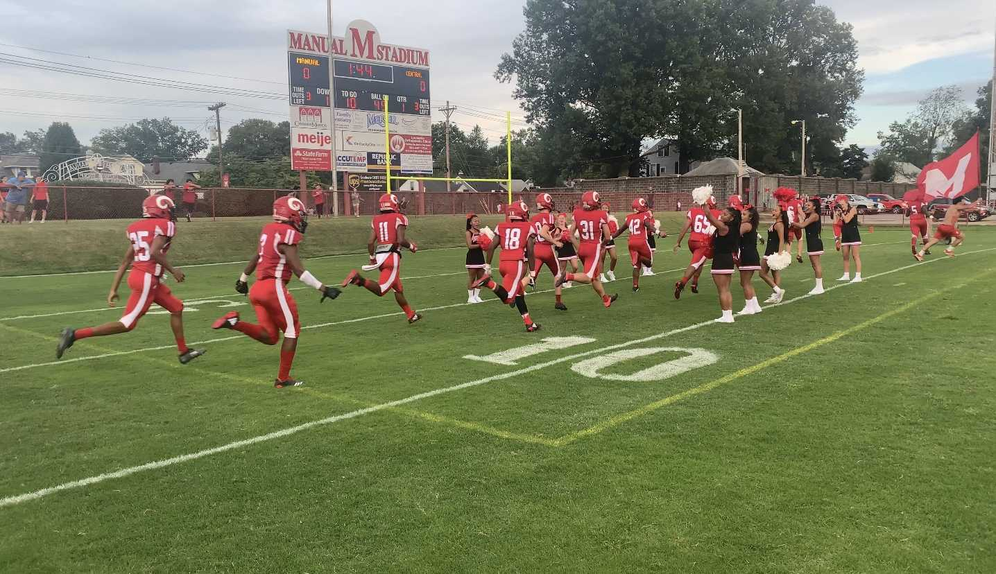 This Week in Manual Athletics: Sept. 2-7