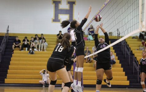 Crimsons' freshmen volleyball team beats Male