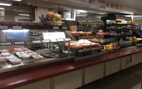 Manual's cafeteria staff works hard to provide nutritious and tasty food options
