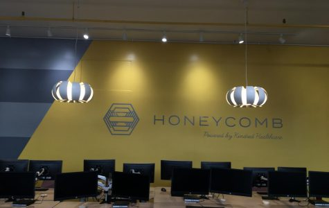 Honeycomb lab opens to Manual students, even if only briefly