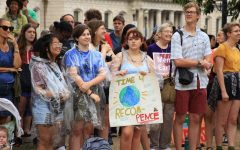 """""""Our home is on fire"""" Global Climate Strike begins"""