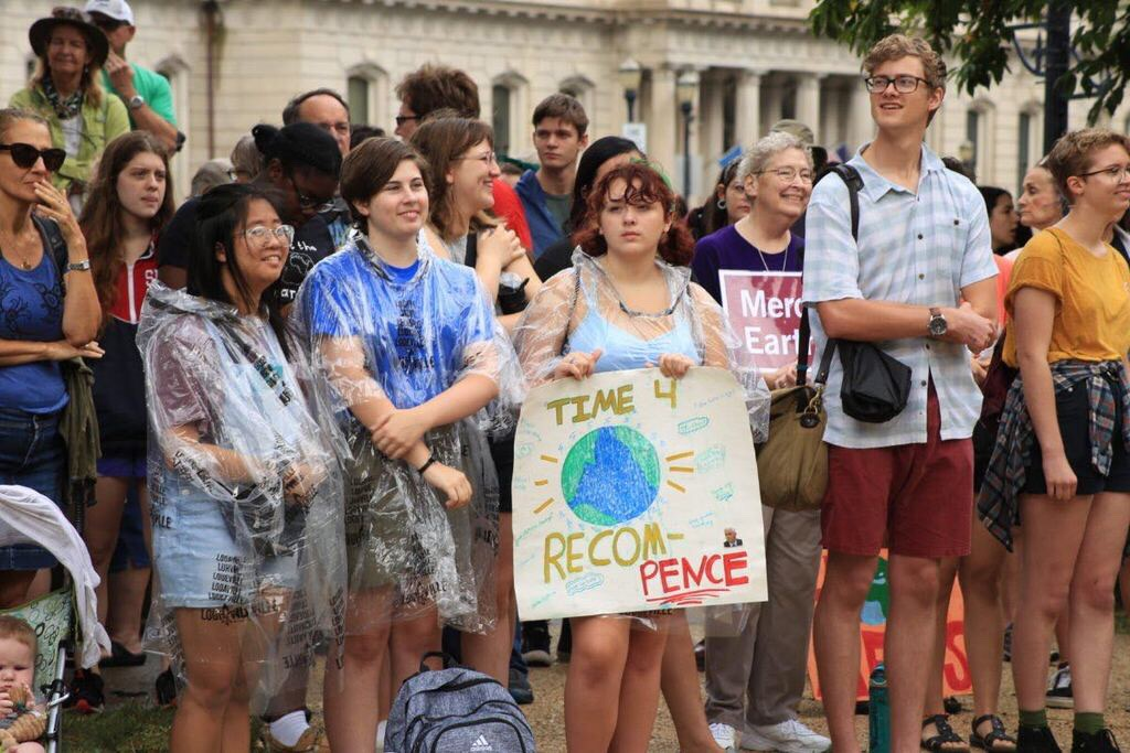 Earth Strike, the second global climate strike, will take place on Sept. 27.