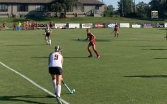 Junior varsity field hockey grinds out a win against Ballard