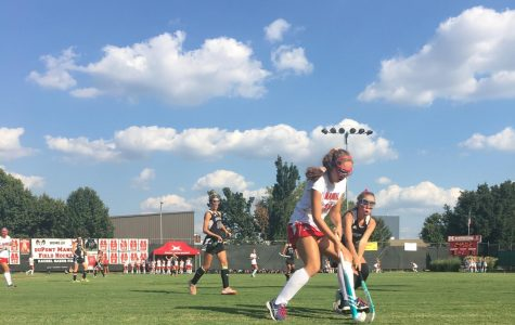 Freshman field hockey game against Assumption ends in defeat