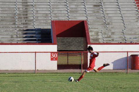 Junior varsity boys' soccer game against Ballard yields no