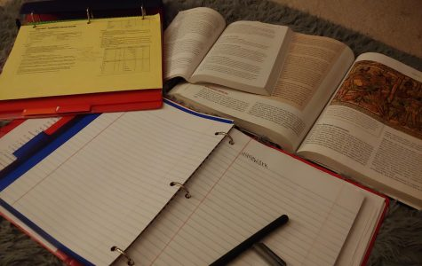 OPINION: Too much homework is damaging to students