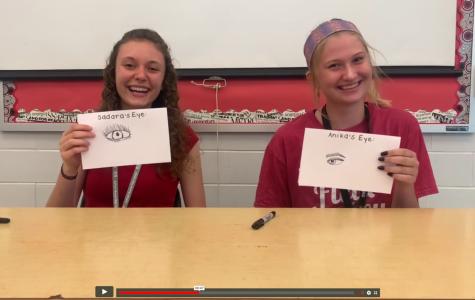 Drawing contest: VA versus HSU