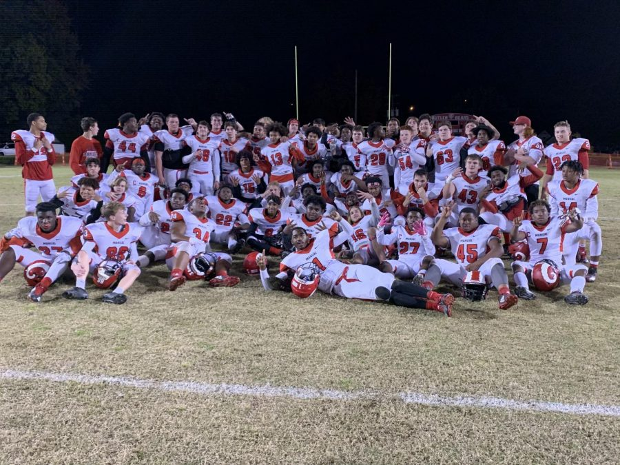 Manual pounds Butler to become district champions