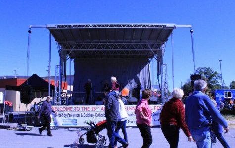 25th annual Belknap Fall Festival goes on regardless of rain