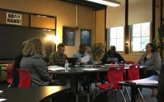 November SBDM Meeting gives update on dress code and school policies