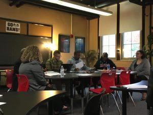 SBDM reviews budget, bullying and principal selection policy
