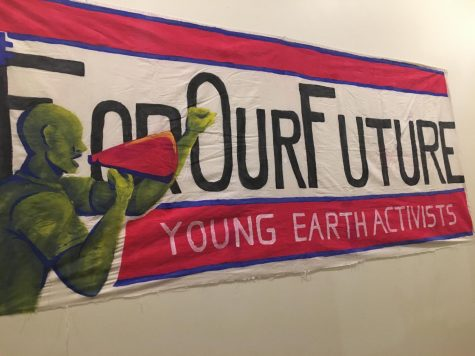 "Manual Young Earth Activists hosts ""In Our Hands"" art gallery"
