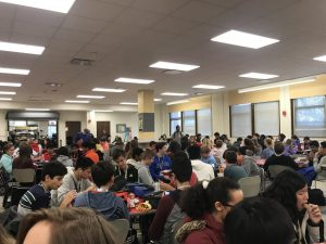 OPINION: Manual needs to find a solution to overcrowded lunchrooms in the winter