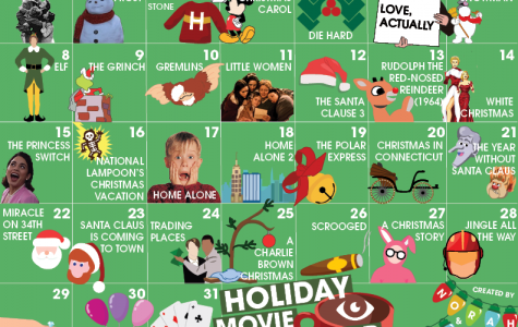RedEye's holiday movie calendar