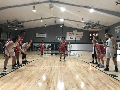 Lady Crimsons kick off season with a win