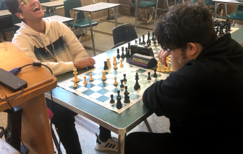 Manual chess team crushes the Bulldogs