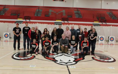 Manual's archery team aims high at the Jefferson County Shootout