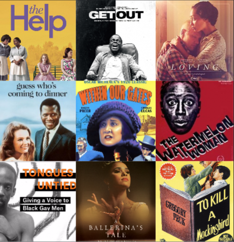 BHM: A look back on black history through film