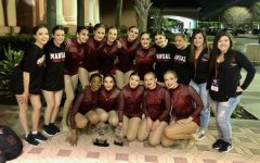 The Dazzlers dance their way to the top at the national competition