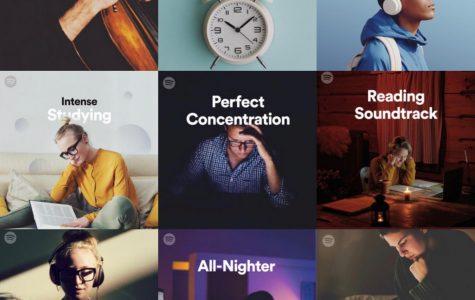 Destress Spotify Albums