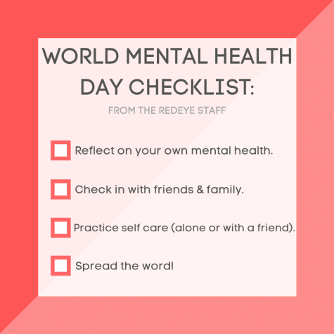 World Mental Health Day: How to support your friends