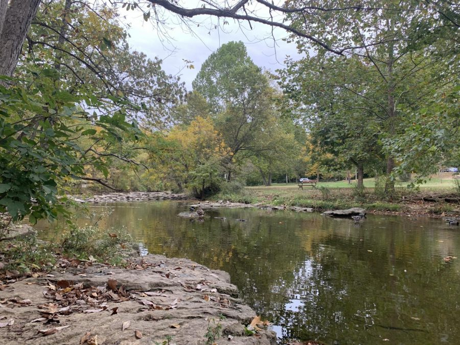 Fall hiking spots around Louisville