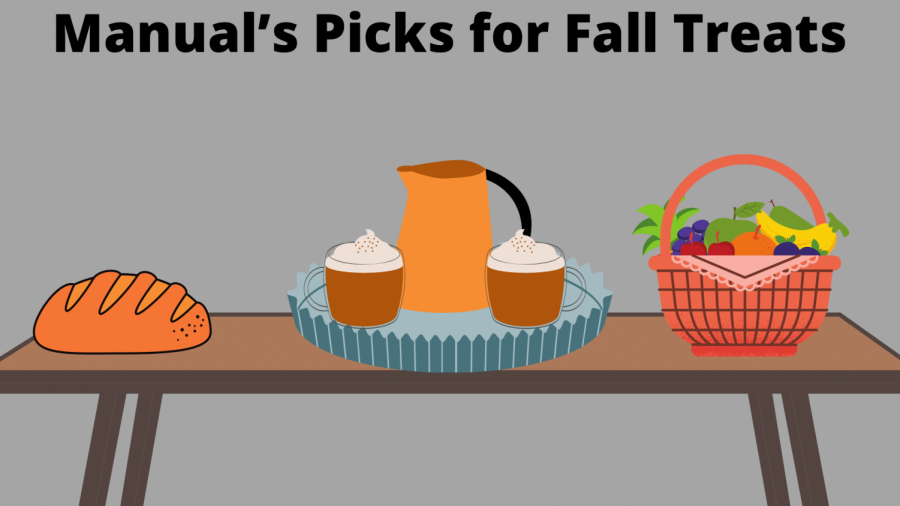 Manual's picks for the best fall treats