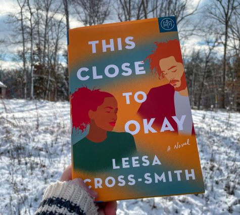 """This Close to Okay"" released earlier this month on February 2. You can buy it wherever books are sold."
