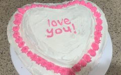 Check out how to make this Valentine's day cake for beginners.