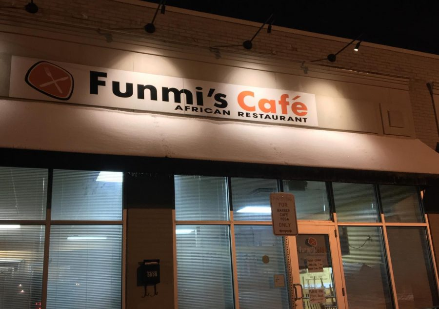 REVIEW: Funmi's Café brings West African cuisine to life