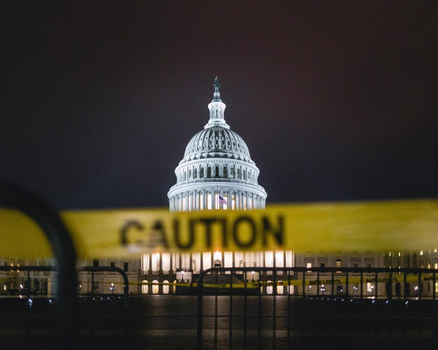 Is attacking the Capitol trending?